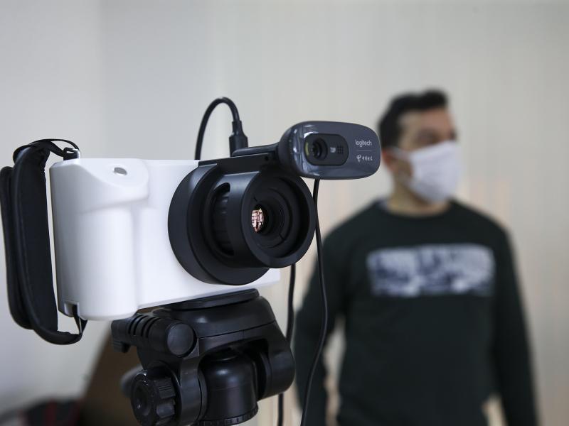 Havalimanı ve gümrüklerden sonra garlara da termal kamera takılıyor
