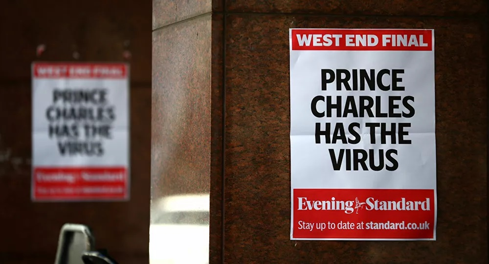 'Prens Charles korona testi sırasında önümüze geçti' diye isyan eden milyonlarca sağlık çalışanına bakanlıktan yanıt