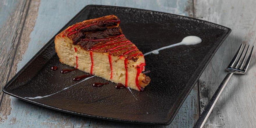 Evde Yanık Cheesecake Nasıl Yapılır?