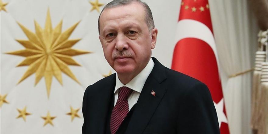 Cumhurbaşkanı Erdoğan'dan Kovid-19'a Karşı Tüm Ülkelere Ortak Mücadele Çağrısı