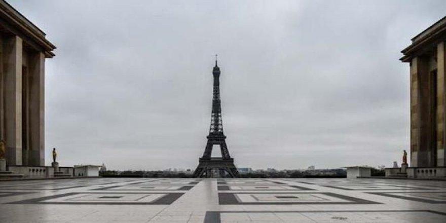 Fransa'da Koronavirüsten Ölenlerin Sayısı 1696'ya Çıktı