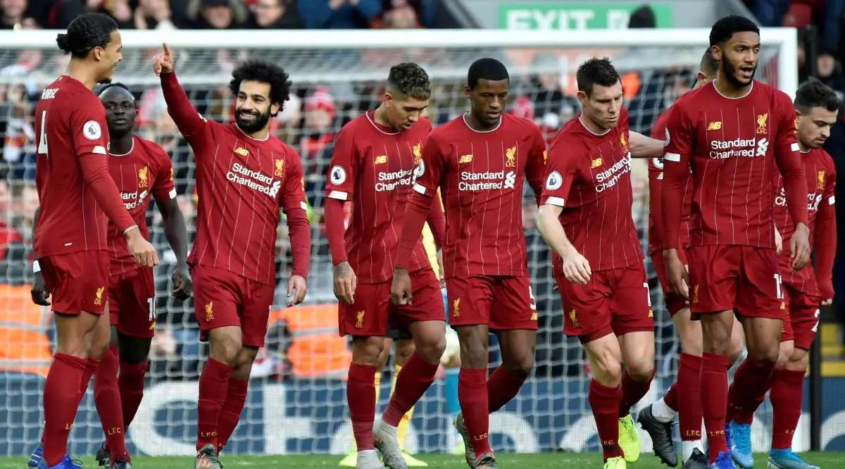 Liverpool'un şampiyonluğuna koronavirüs engeli