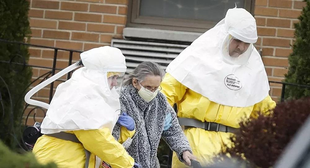 NYT: ABD, koronavirüs vakalarında Çin'i geçerek salgının merkez üssü oldu