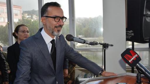 """Özcan """"Sosyal belediyeciliğin okulu haline gelmiş AYBA ve uygulamaları takdire şayandır"""""""