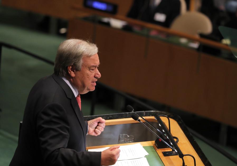 BM, 'Modern Antisemitizmi' Tanımladı