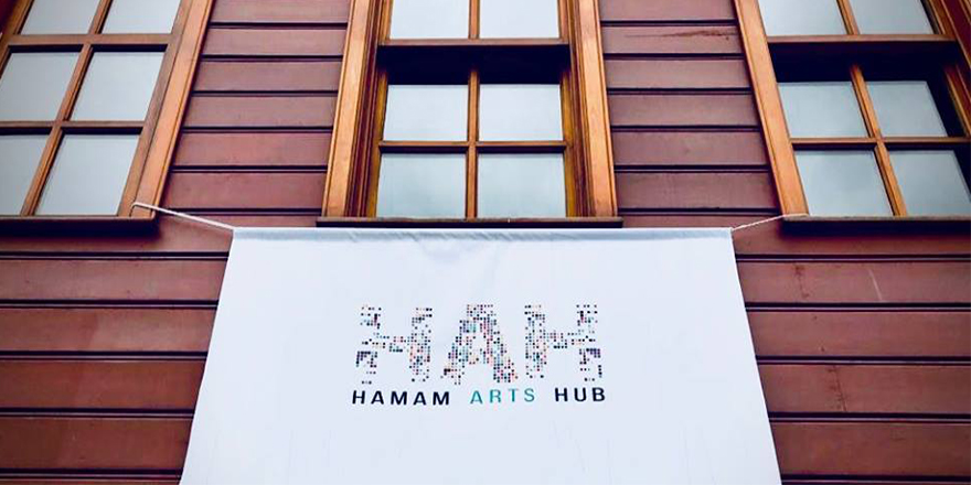 NURAY BAŞARAN YAZDI: HAH: HAMAM ARTS HUB
