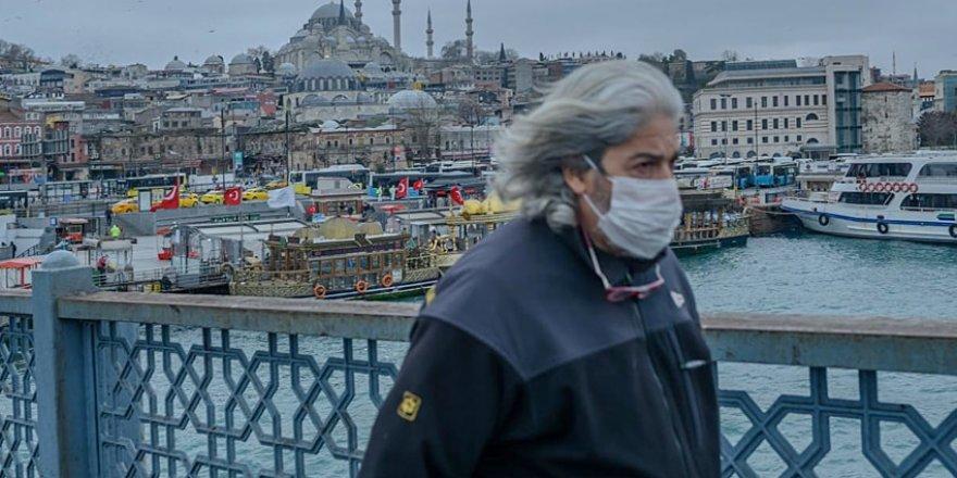Sosyal Medyadan Paylaştı! İstanbullulara '48 Saat Hiç Çıkma' Çağrısı