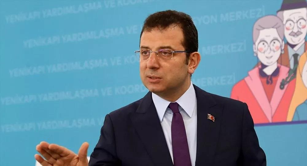 İmamoğlu: İçişleri Bakanlığı'nın kampanyayı yardım kapsamına sokarak engellemesi sadece mağduriyeti artıracak