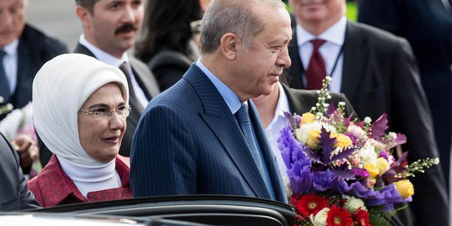 Erdoğan'ın Almanya'daki kritik temasları başlıyor