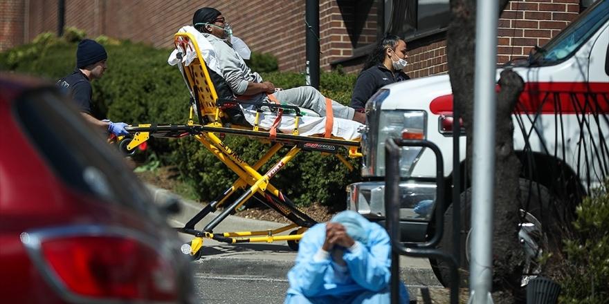 ABD'de Koronavirüsten Ölenlerin Sayısı 5 Bin 137'ye Yükseldi