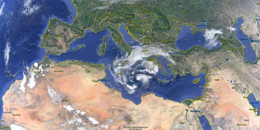 Türkiye ve Yunanistan'da fırtına alarmı