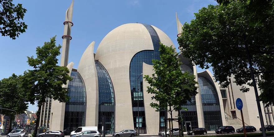 Erdoğan Köln'de cami açıyor... Alman polisi alarmda