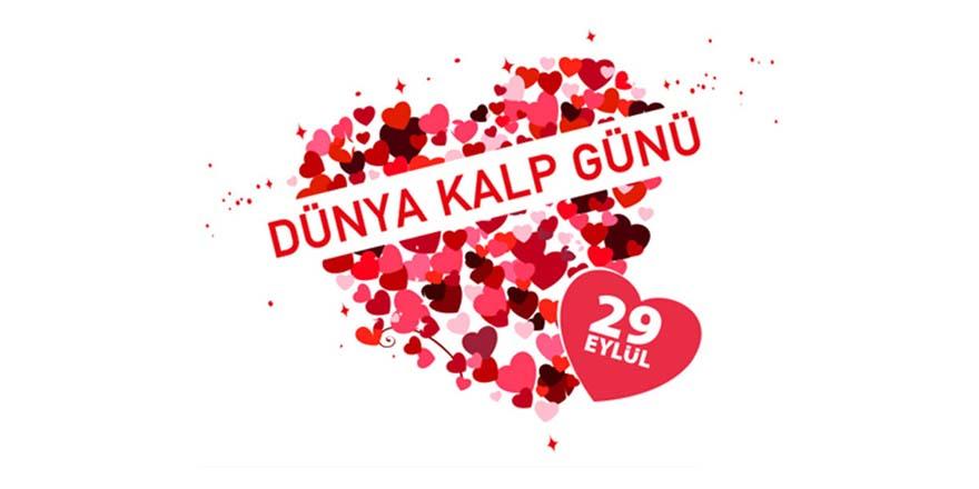 29 Eylül Dünya Kalp Günü