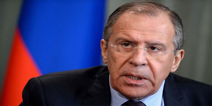 Lavrov: İdlib'deki cihatçılar ya yok edilmeli ya da yargılanmalı