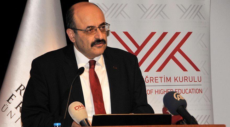 YÖK Başkanı Saraç'tan 'eğitim telafisi' açıklaması