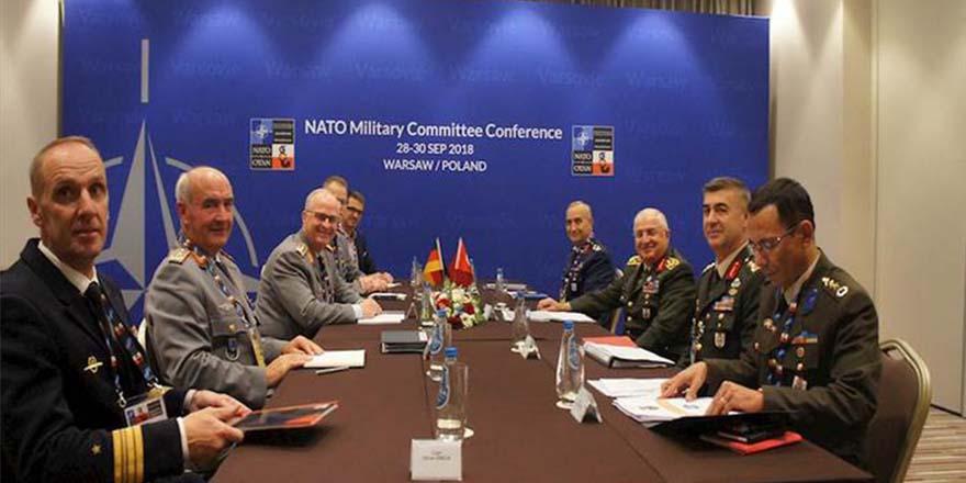 Orgeneral Güler NATO toplantısına katıldı