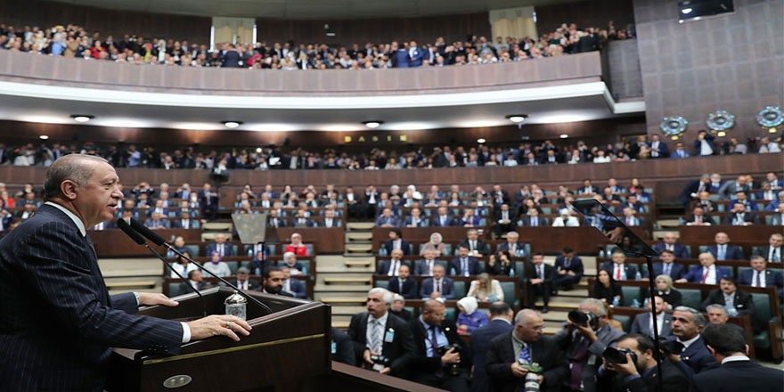 AK Parti'nin gerilemesi, yıkılması demek