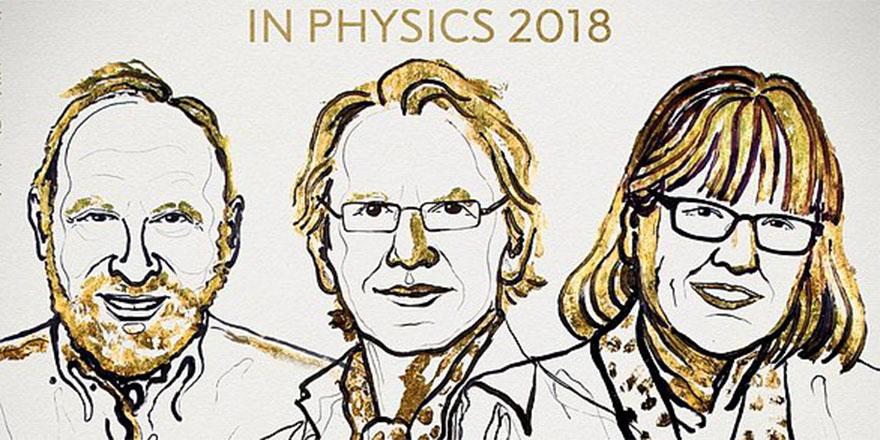 Nobel Fizik Ödülü sahipleri belli oldu