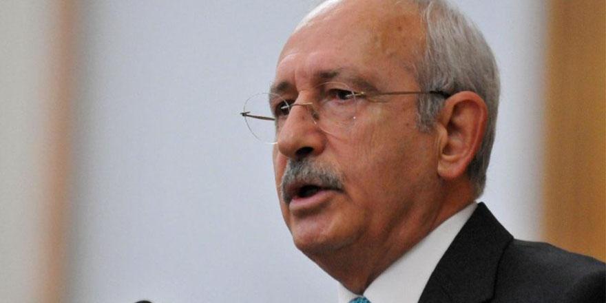 Koskoca Türkiye Cumhuriyeti'ni ve 16 bakanlığını bir ABD şirketine denetletiyorsanız sizin sarayda da yeriniz yoktur!
