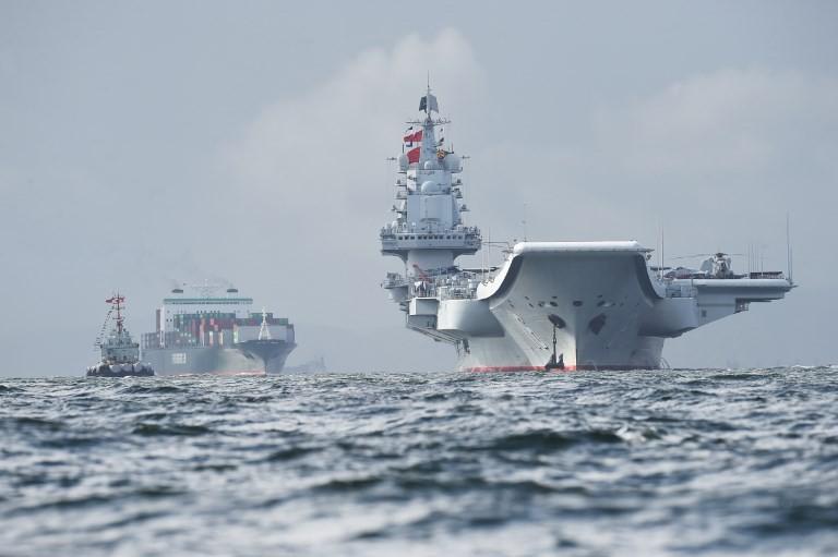 ABD,Güney Çin Denizi Sınırını Aşıyor