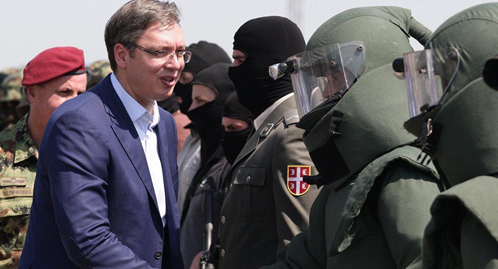 Sırbistan: 'NATO'yu Reddediyoruz,Kendi Ordumuz Bize Yeter'