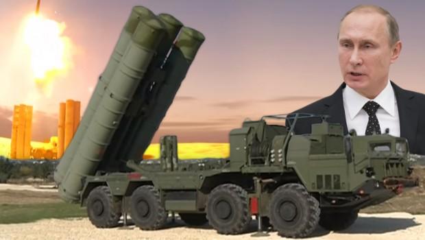 Putin, 5 Milyar Dolarlık S-400 Sattı