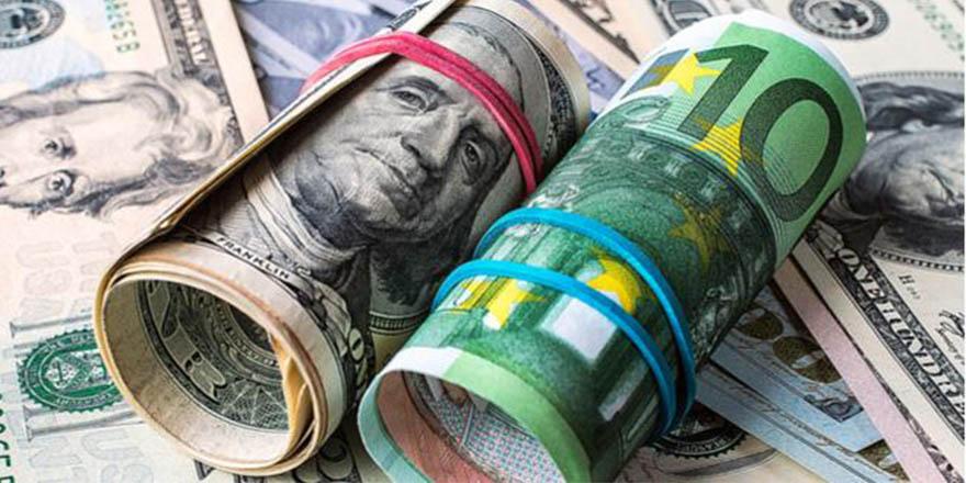 Dolar ve Euro enflasyon verileri açıklandıktan sonra yükseldi