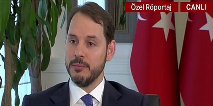 Bakan Albayrak'tan enflasyon açıklaması: En kötüyü geride bıraktık
