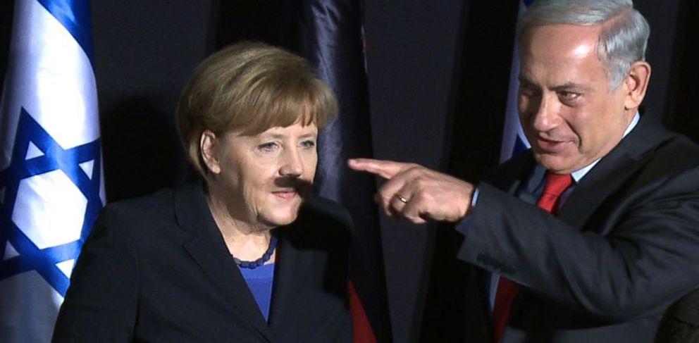 Merkel, 1,5 Yıldan Sonra İsrail'e Dönüyor