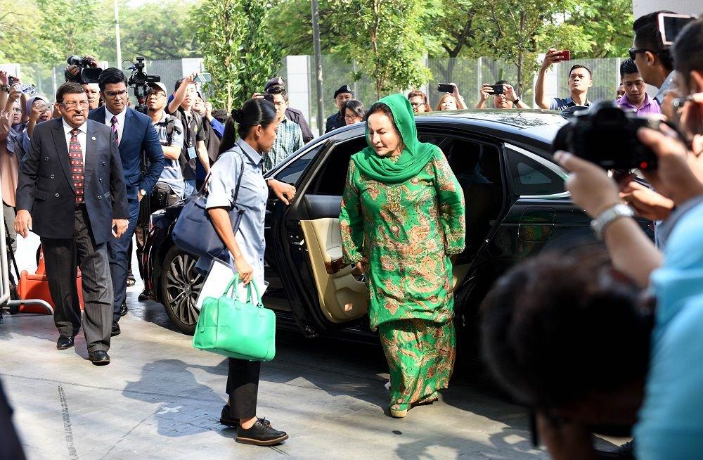 Malezya First Lady'si Para Aklamaktan Tutuklandı:Rakam Yüzlerce Milyon Dolar