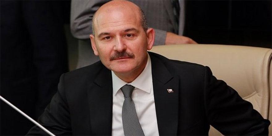 Soylu'dan Akşener'in evinin önündeki olaylara ilişkin talimat
