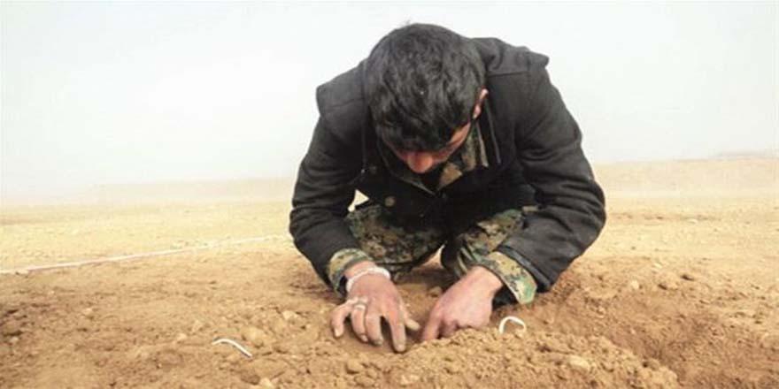 ABD Ordusu PKK'ya verdiği bomba eğitiminin fotoğraflarını paylaştı