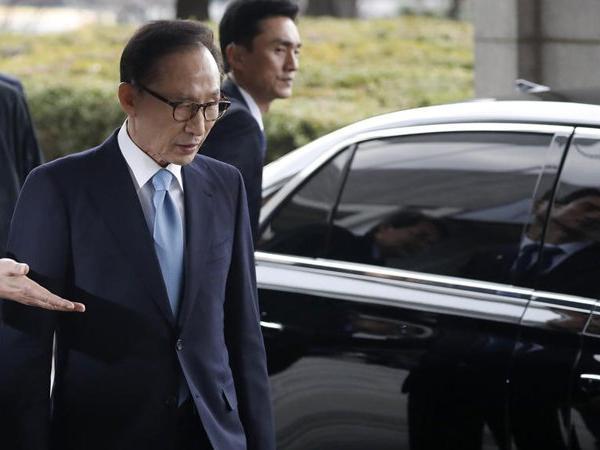 Dünyada 'Yolsuzluk' Akımı: Güney Kore Liderine 15 Yıl Hapis