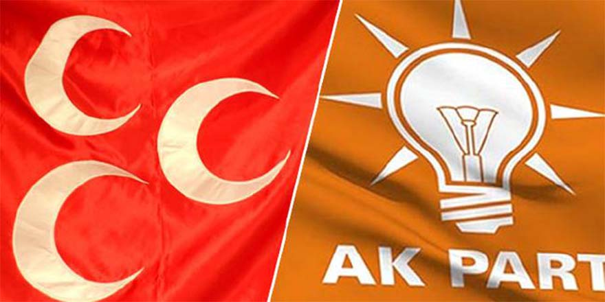 AK Parti-MHP ittifakında 'üçüncü parti' endişesi