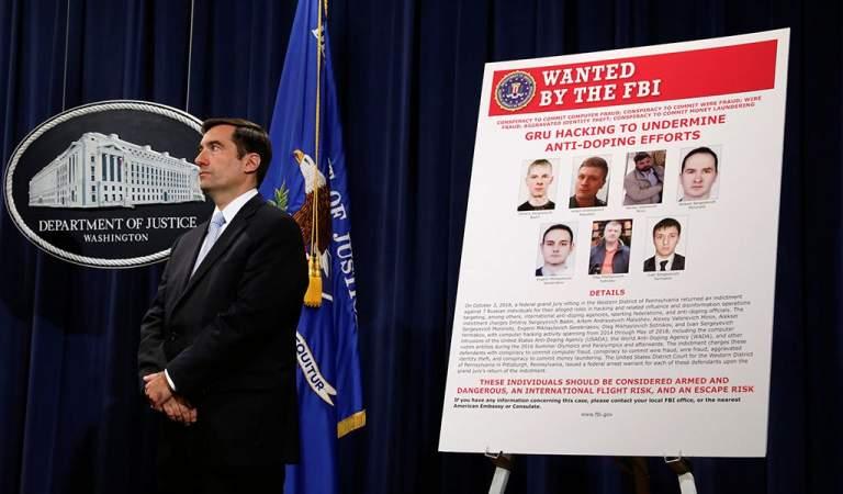 ABD, 'Global Siber Saldırıların Tamamından 7 Rus Ajanı Sorumlu!' Dedi, İsim Verdi