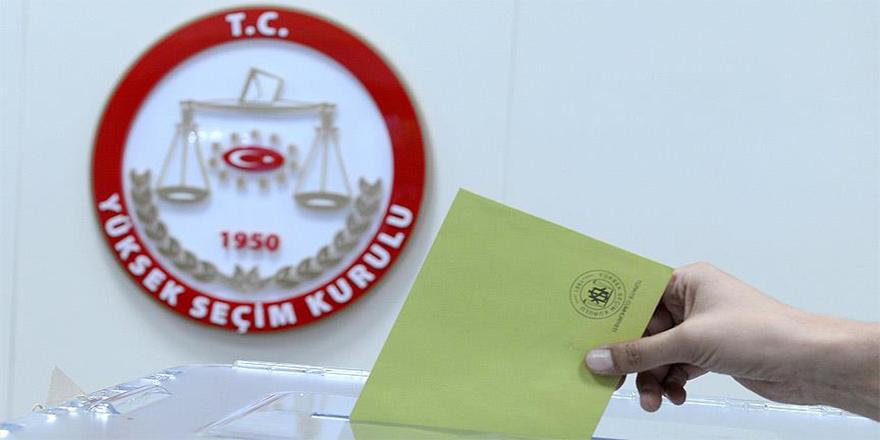 Suruç'taki 'blok oy' iddiası üzerine YSK'dan açıklama