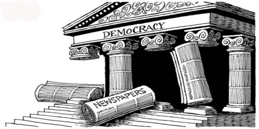 Doğan Satmış yazdı: Demokrasilerde basın neden vazgeçilmezdir?