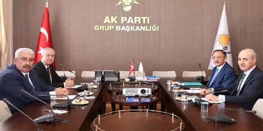 AK Parti-MHP ittifakında son dakika gelişmesi: Prensip kararına vardık