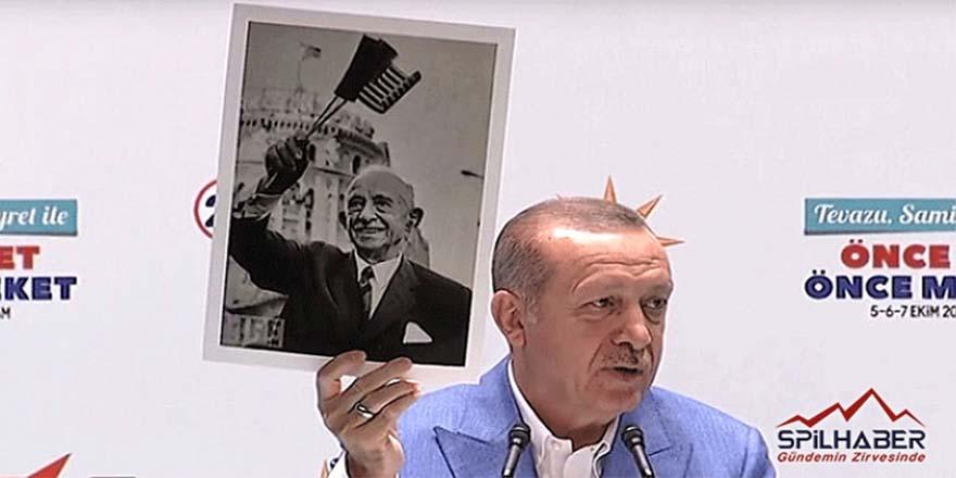 CHP: Erdoğan hakkında suç duyurusunda bulunacağız