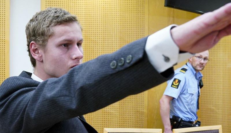 Norveçli cami saldırganı, mahkemede Breivik havası estirdi, 'acil adalet için yaptım' dedi