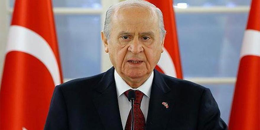 """""""Türk milleti, milliyetçi hareketi TBMM'nin kilit partisi yaptı"""""""