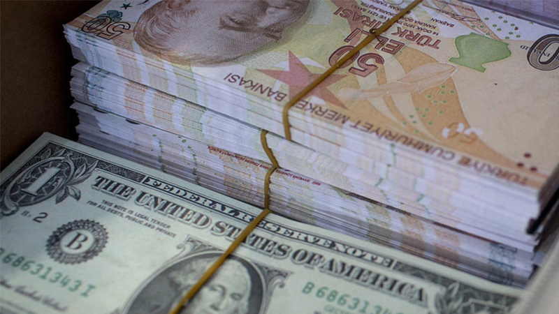 Dolar 7 TL'nin üzerinde işlem görmeye devam ediyor