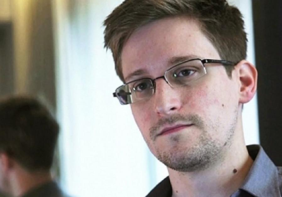 Edward Snowden Canlı Yayınla İsrail'e Bağlanacak