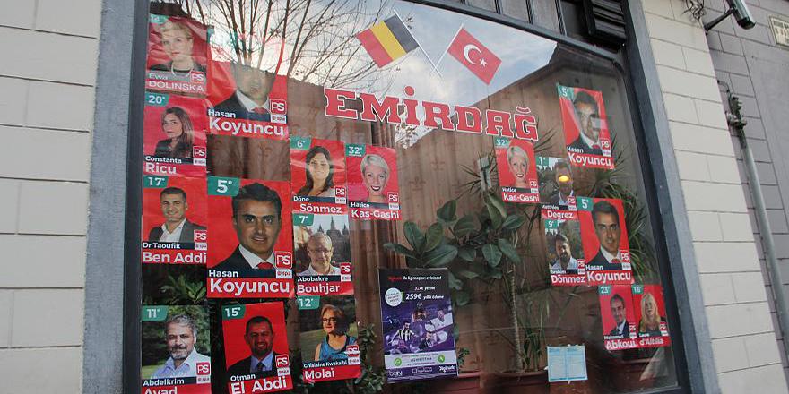 Belçika'daki seçimlerde 120 Türk yarışacak
