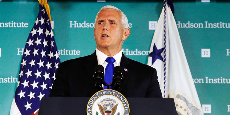 ABD Başkan Yardımcısı Pence: Türkiye'ye FBI ekibi göndermeye hazırız