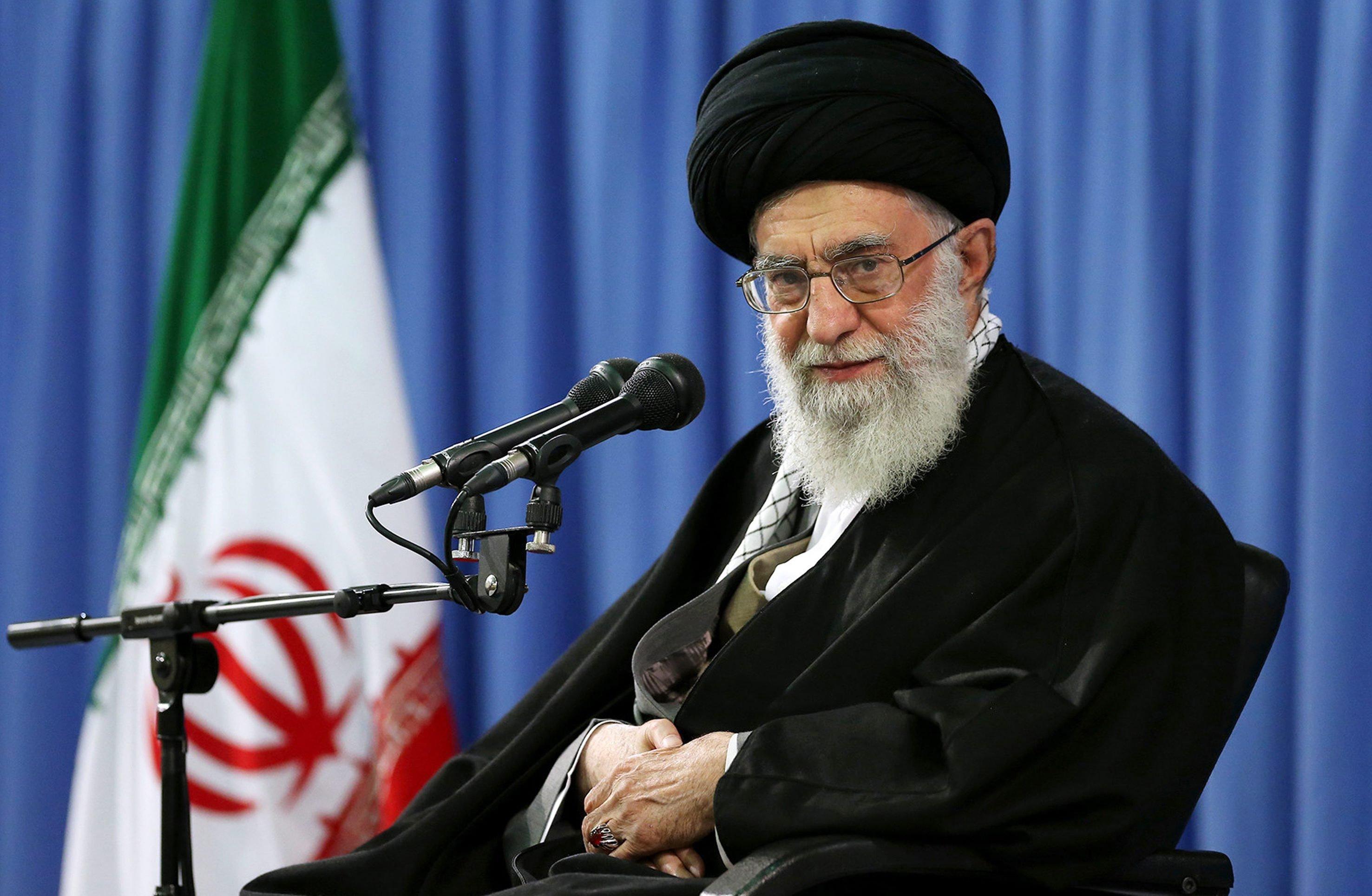 İran Dini Lideri Hamaney: 'Çözülemeyecek Ekonomik Sorun Yok'