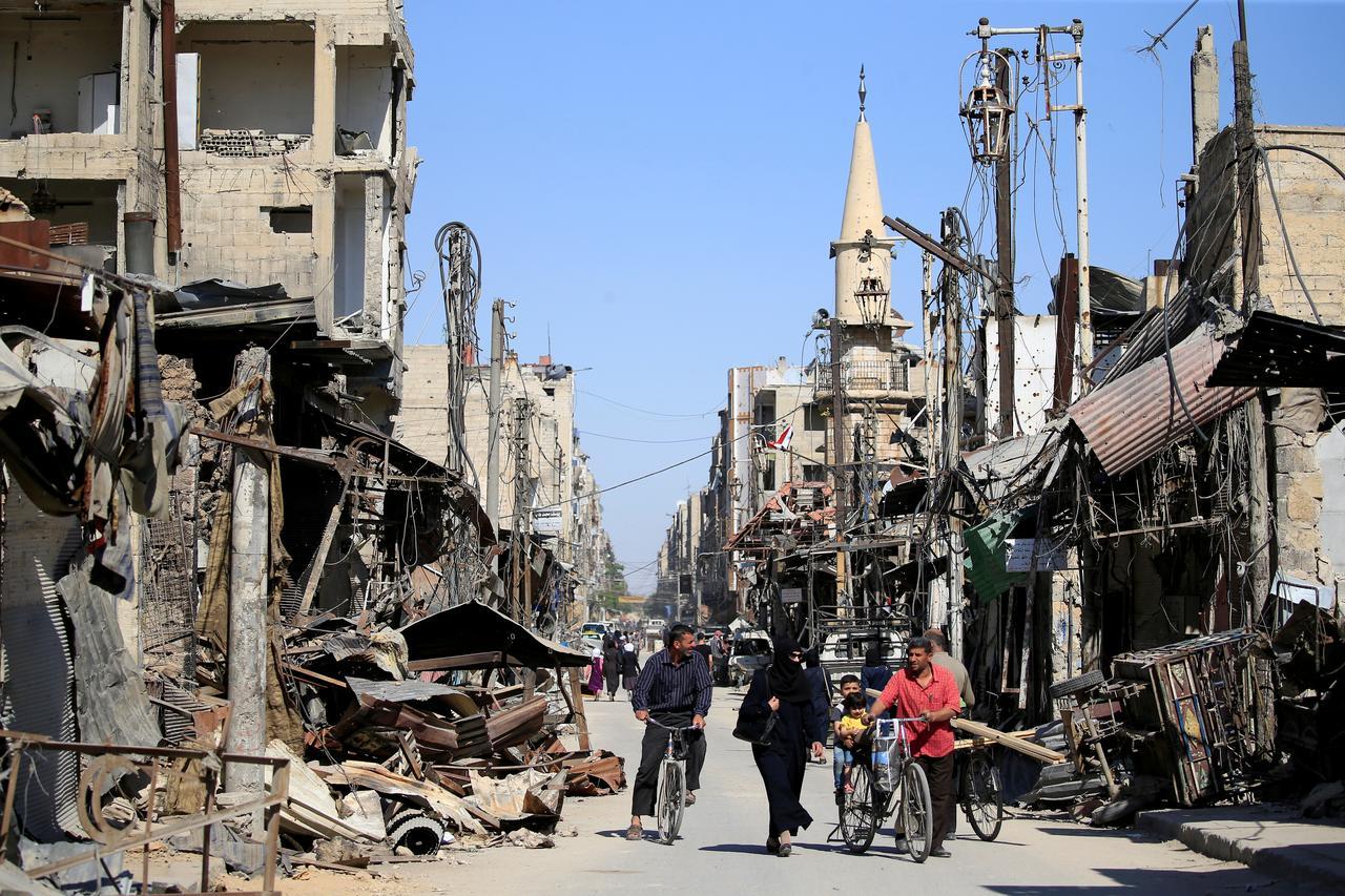 BM: Suriye'de çözümün anahtarı, Rusya-ABD diyaloğu