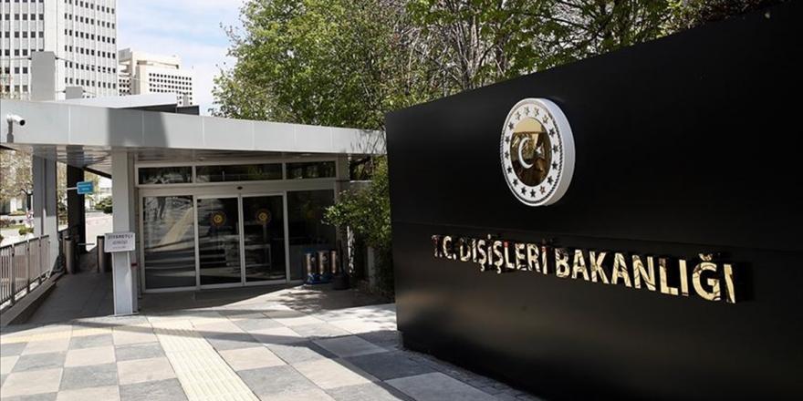Türkiye'den Hafter'e Uyarı