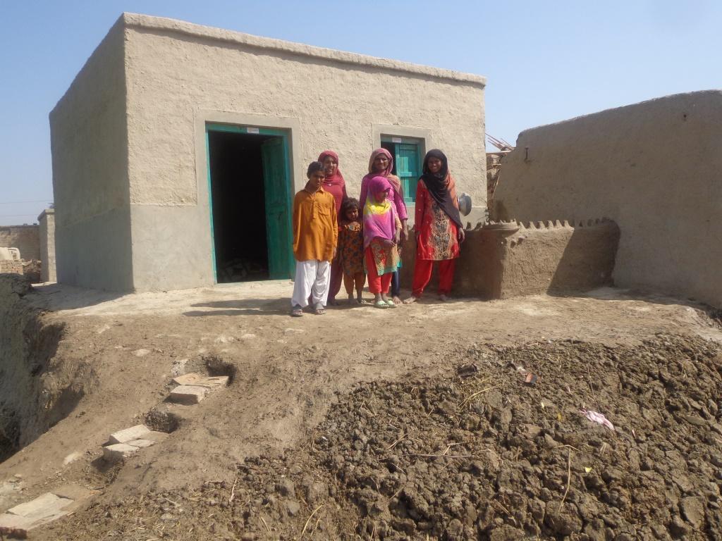 Pakistan Göçmenlerine Güvence Paketi