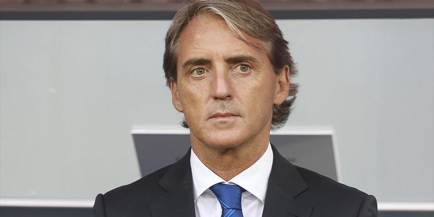 Mancini'den İtalya İtirafı: Ben Geldiğimde Kimse Milli Takımı Çalıştırmak İstemiyordu